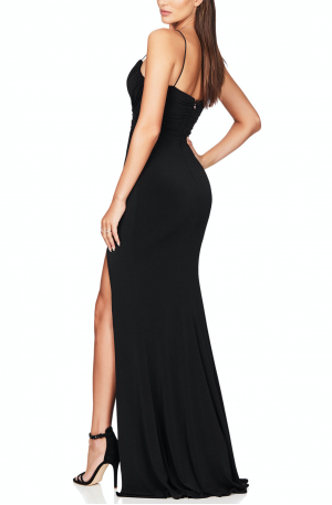 Venus Gown – Black