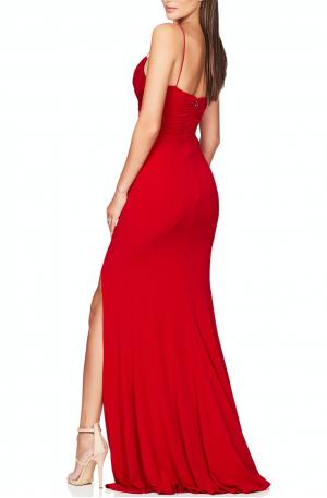 Venus Gown – Red