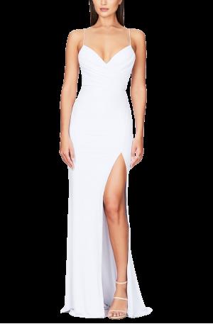 Venus Gown – White