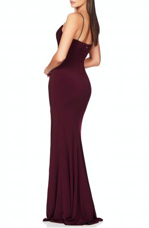 Venus Gown - Wine
