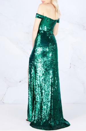 Xeena Sequin Gown