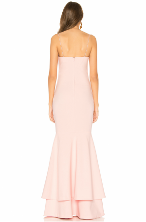 Aurora Gown – Rose Shadow
