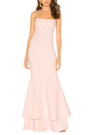 Aurora Gown – Rose Shadow