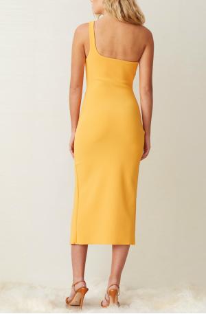 Ariel Midi Dress – Mango