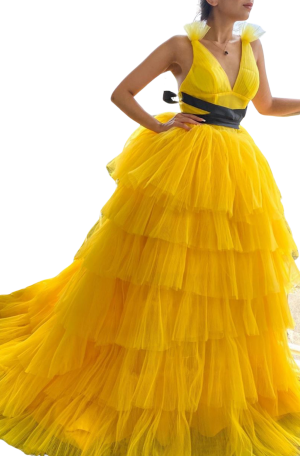 Belle Gown