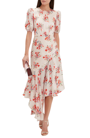 Bettina Asymmetric Dress