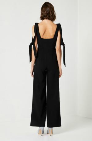 Ellen Jumpsuit – Black