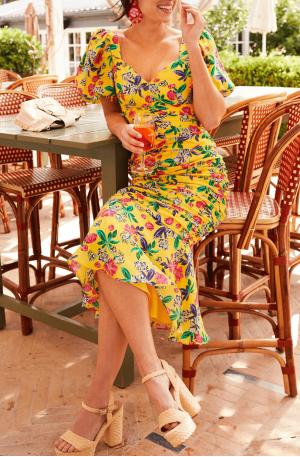 Finch Midi Dress