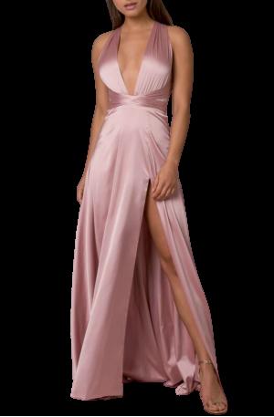 Gracie Gown – Blush