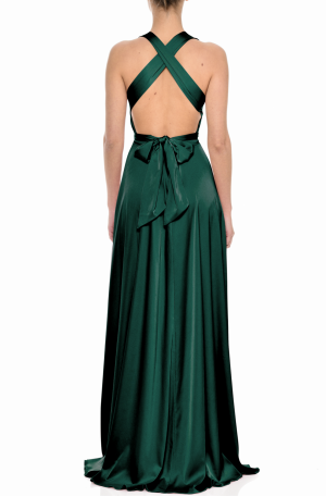Gracie Gown – Emerald