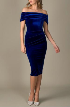 Jennie Dress – Midnight