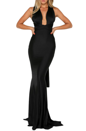 Lilianna Gown – Black
