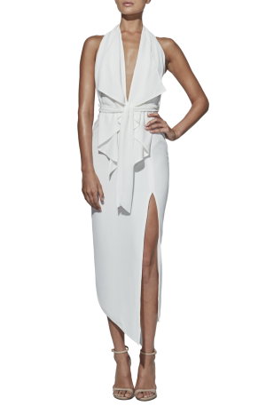 Lorena Dress – Ivory