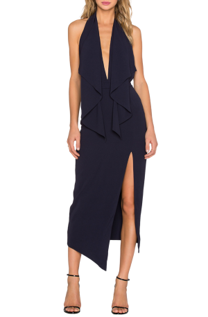 Lorena Dress – Navy