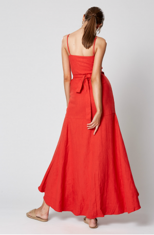 Matisse Wrap Maxi Dress