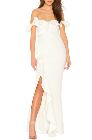 Miller Gown – Ivory