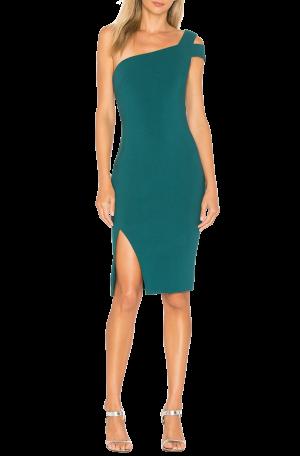Packard Dress – Teal