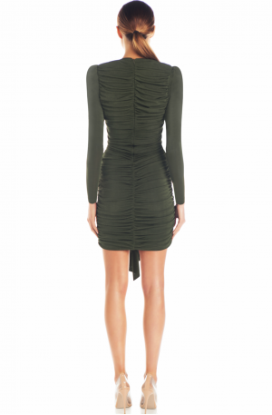 Paola Dress – Khaki