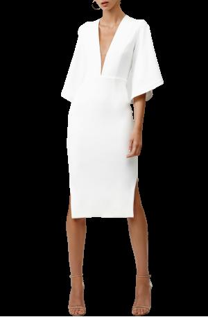 Rema Dress – White