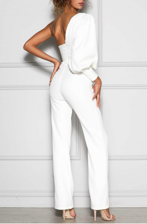 Rita Jumpsuit – White