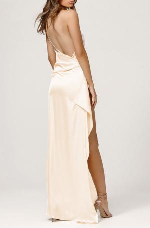Samira Dress – Cream