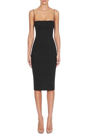 Sophie Dress – Black