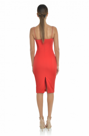 Sophie Dress – Red