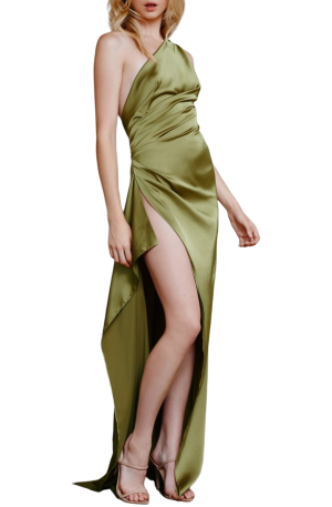 Samira Dress – Olive