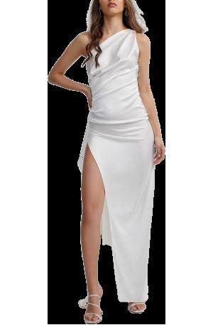 Samira Dress – White