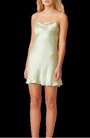 Crest Mini Dress