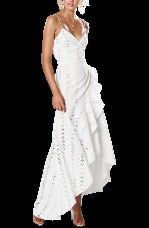 Dharma Wrap Maxi Dress