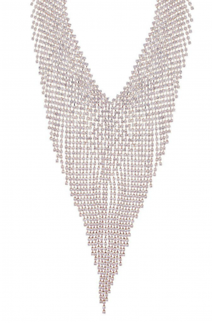 Deep Plunge Waterfall Necklace