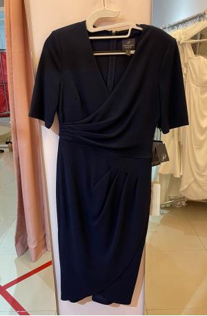 Jacq Dress - Navy