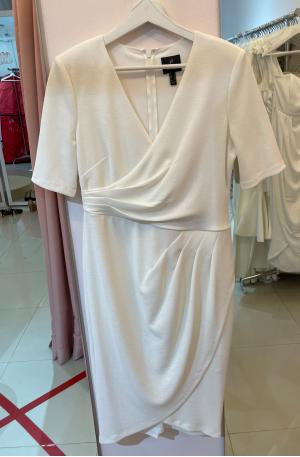 Jacq Dress - White