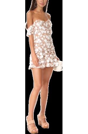 Amelia Strapless Mini