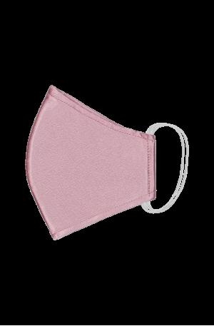 Satin Silk Mask - Pink